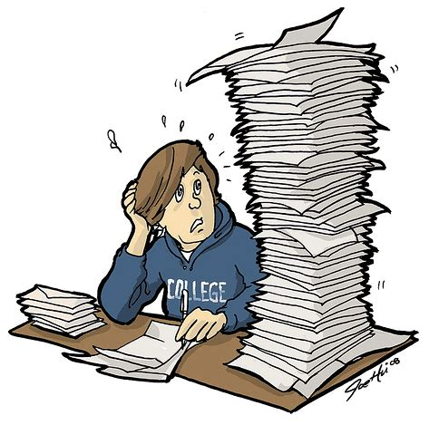 When Homework Stresses Parents as Well as Students - The